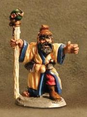 Gnome Magic-User (Male)