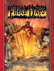 Final Days - Miniatures Game Rules