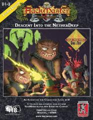 Descent Into the NetherDeep
