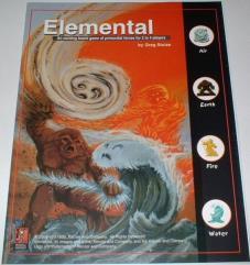 Elemental Fantasy Boardgame