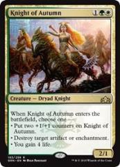 Knight of Autumn (R)