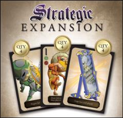 Knights of Ten - Strategic Expansion