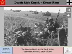 Death Ride Kursk - Korps Raus