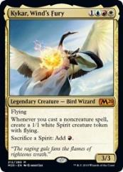 Kykar, Wind's Fury (MR)