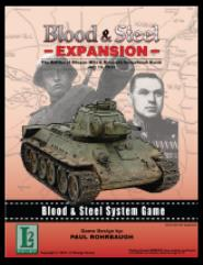Blood & Steel Expansion - Oboyan Hills & Rzhavets Bridgehead