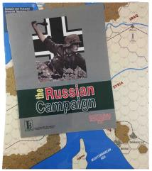 Russian Campaign, The (4th Edition) - Southern Expansion Kit