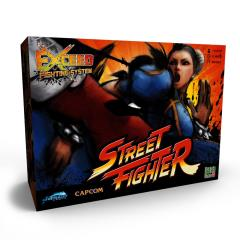 Street Fighter - Chun-Li Box