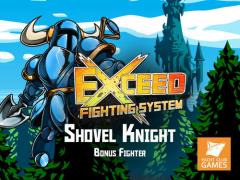Shovel Knight Bonus Fighter