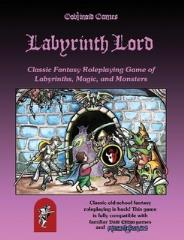 Labyrinth Lord (Revised Edition, Purple Cover)