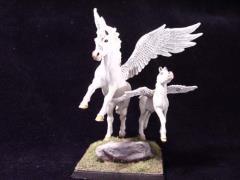 Pegasus Mare & Foal