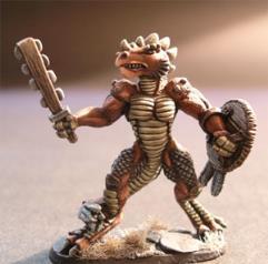Dragonewt Champion