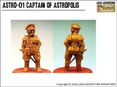 Captain of Astropolis