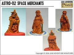 Space Merchants