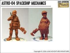 Spaceship Mechanics