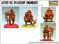 Spaceship Engineers