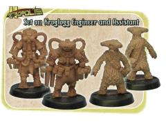Kroglogg Engineer and Assistant