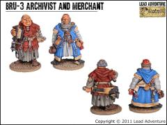 Archivist and Merchant