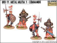 Metal Militia #1 - Commando