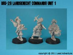 Landsknechts Commando Unit #1
