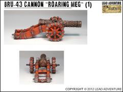 Cannon 'Roaring Meg'