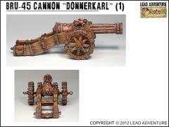 Cannon 'Donnerkarl'
