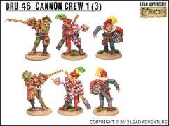 Cannon Crew #1