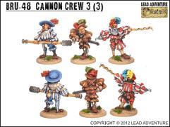Cannon Crew #3