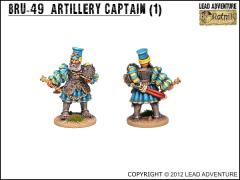 Artillery Captain