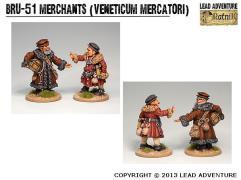 Merchants (Veneticum Mercatori)