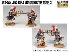 Long Rifle Sharpshooter Team #2