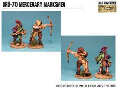 Mercenary Marksmen