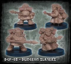 Dungeon Slayers