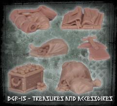 Treasure and Accessories