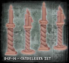 Candelebra Set