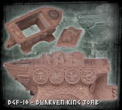 Dwarven King Tomb
