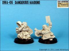 Dangerous Maidens