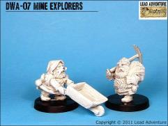 Mine Explorers