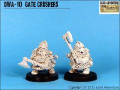 Gate Crushers
