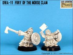Fury of the Norse Clan