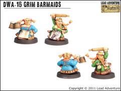 Grim Barmaids