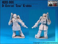 Dr. Konrad 'Saw' Krabbo