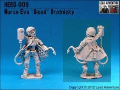 Nurse Eva 'Blood' Brotnizky