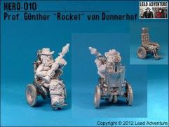 Prof. Gunther 'Rocket' von Donnerhof
