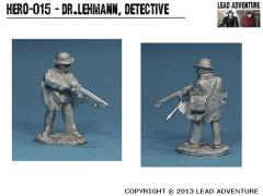 Dr. Lehmann, Detective