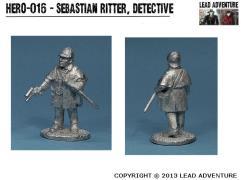 Sebastian Ritter, Detective