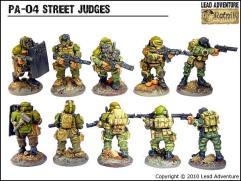Street Judges