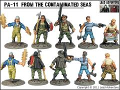 From the Conaminated Seas
