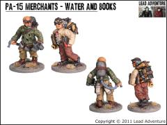 Merchants - Water and Books