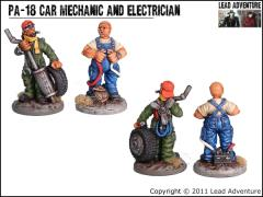 Car Mechanic and Electrician