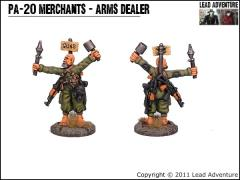 Merchants - Arms Dealer